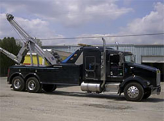 24/7 Emergency Road Service for cars, light duty, and heavy duty trucks.