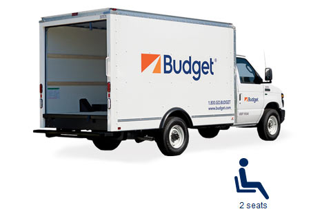 Budget Moving Trucks >> Budget Truck Rental